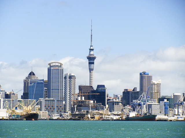 Auckland, Neuseeland. Was kostet Work and Travel in Neuseeland?