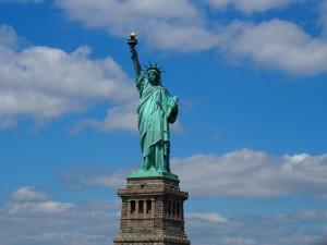 Anleitung ESTA-Bewerbung - Freiheitsstatue, USA