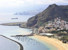 Work and Travel in Spanien, Teneriffa