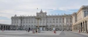 Kostenloser Eintritt in den Königspalast, Palacio Real Madrid