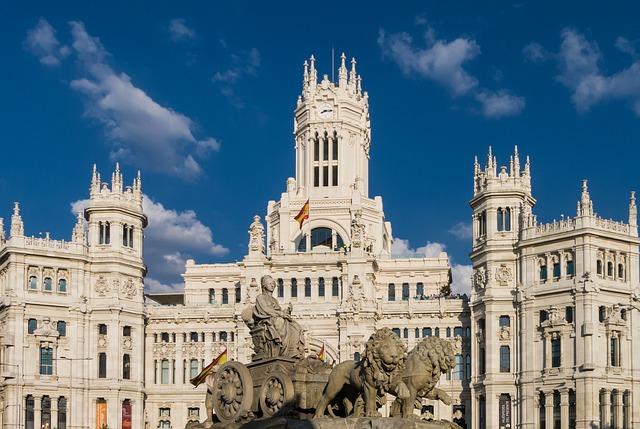 Madrid gratis erleben: Palacio de Cibeles