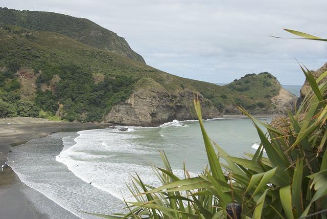 Neuseeland: Piha, surfen, wandern und Natur genießen.