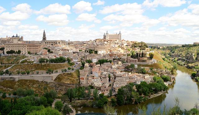 Tagesausflug nach Toledo, Spanien