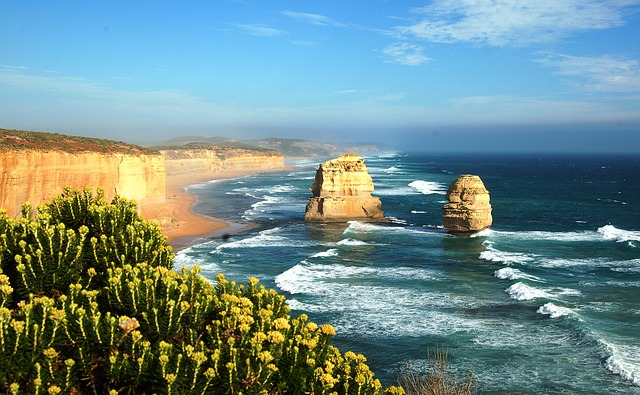 Work and Travel in Australien: Twelve Apostles, Great Ocean Road