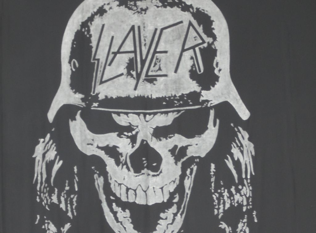 Slayer beim Jailhouse Rock in Horsens