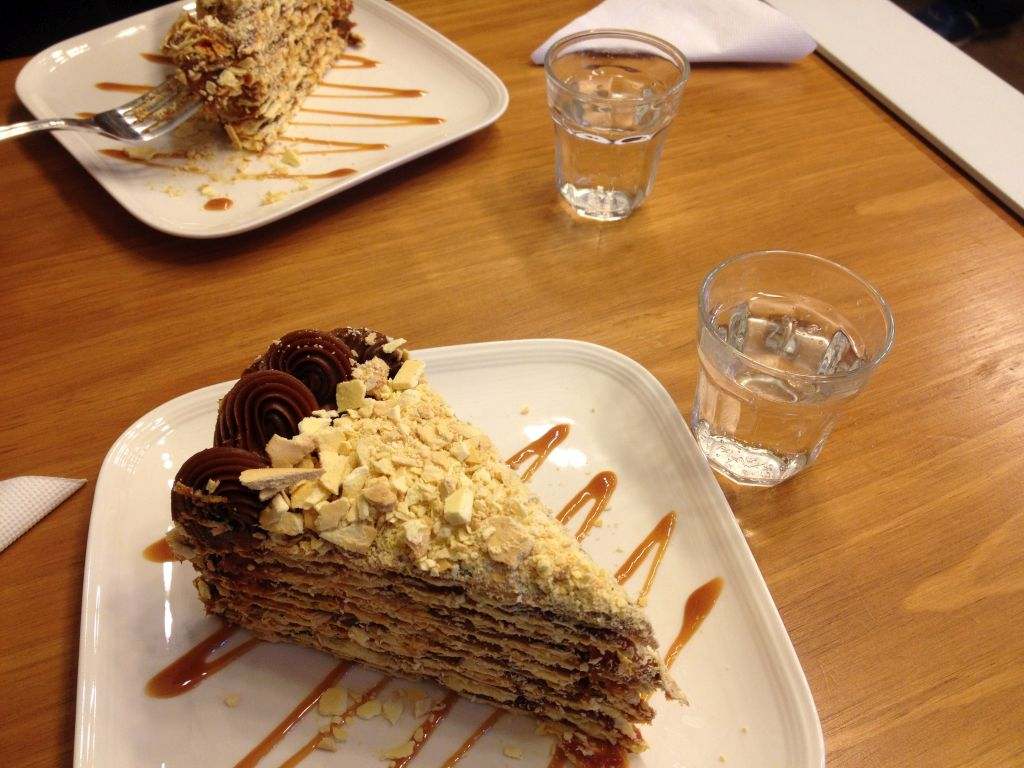 Tarta de Milhojas