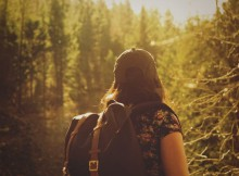Work and Travel alleine