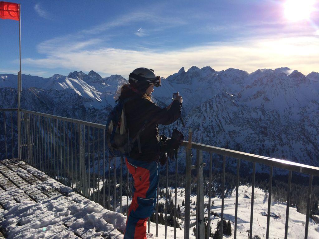 Fellhorn Gipfel