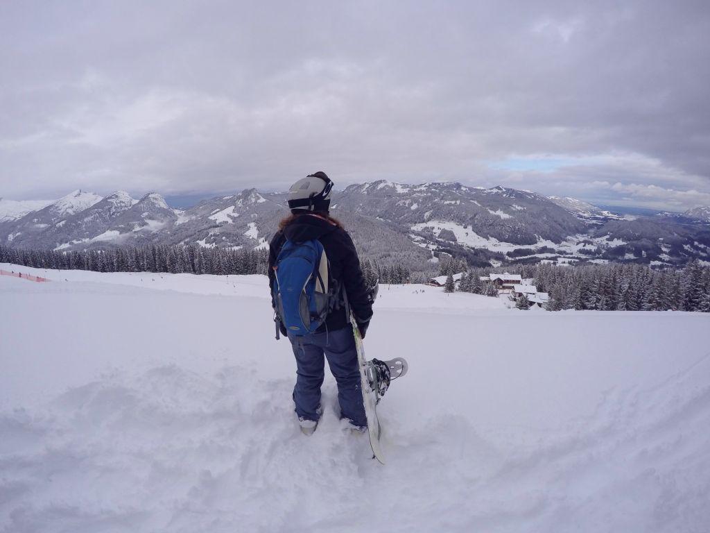 10 Dinge, die ich beim Snowboarden immer dabeihabe