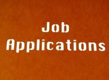 Auslandsjob Bewerbung