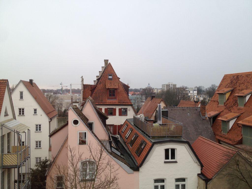 Ein Nachmittag in Ulm