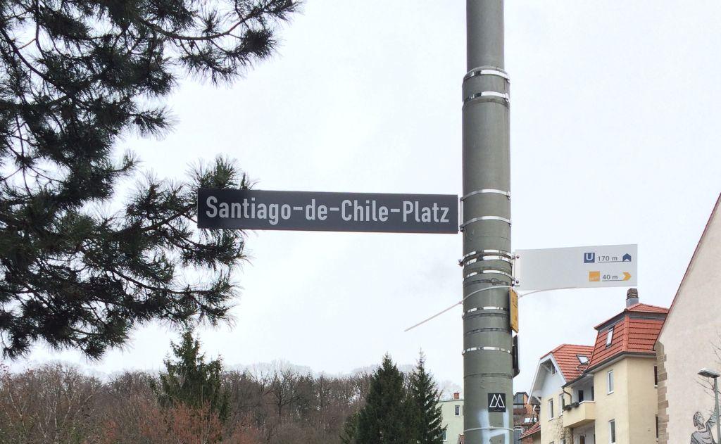 Santiago-de-Chile-Platz