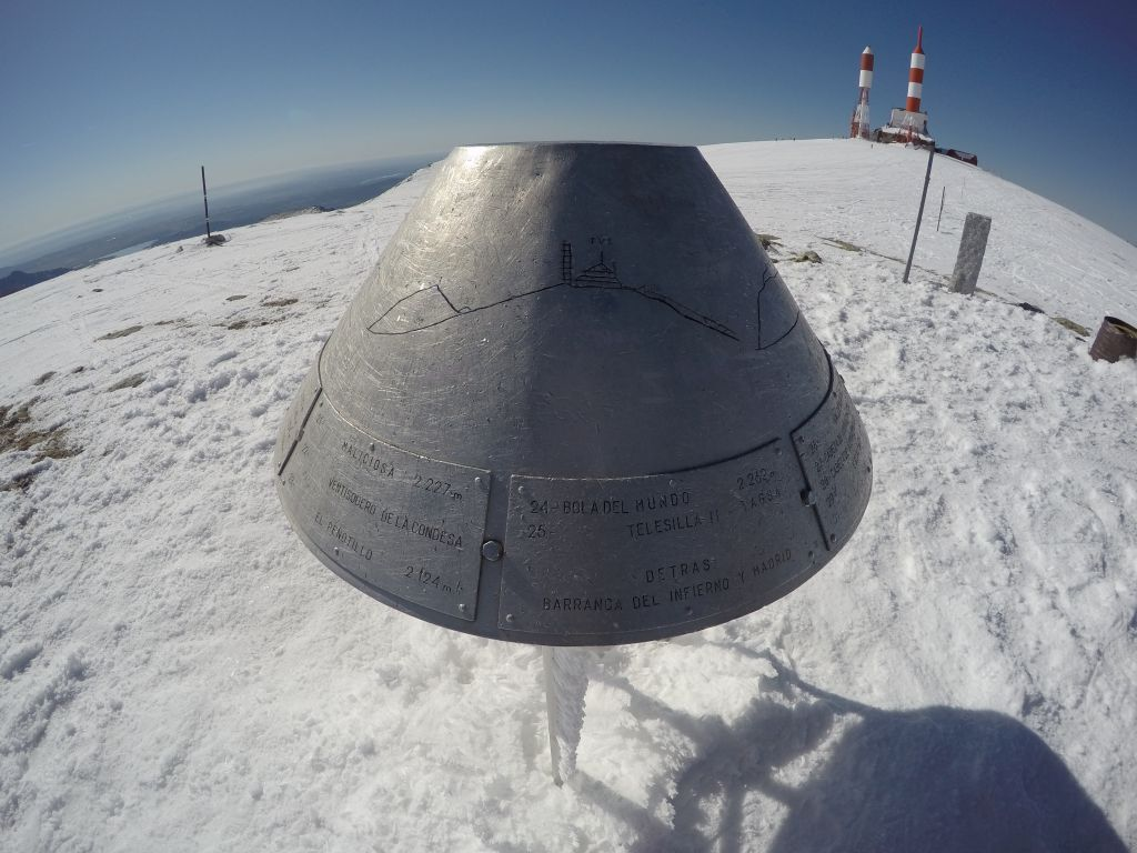 Bola del Mundo Gipfel