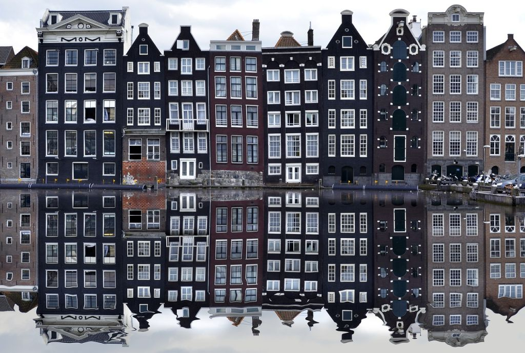Work and Travel in Europa - Amsterdam