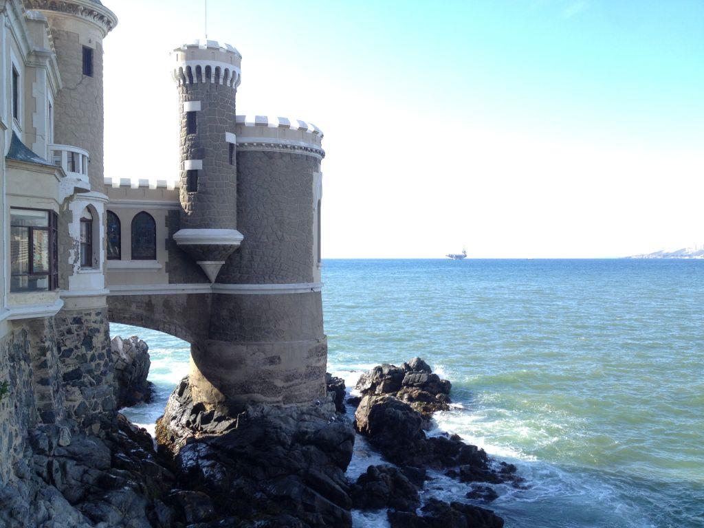 Burg in Viña del Mar