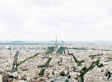 Work and Travel in Frankreich, Paris