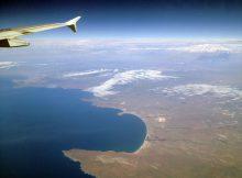 Chile aus der Luft