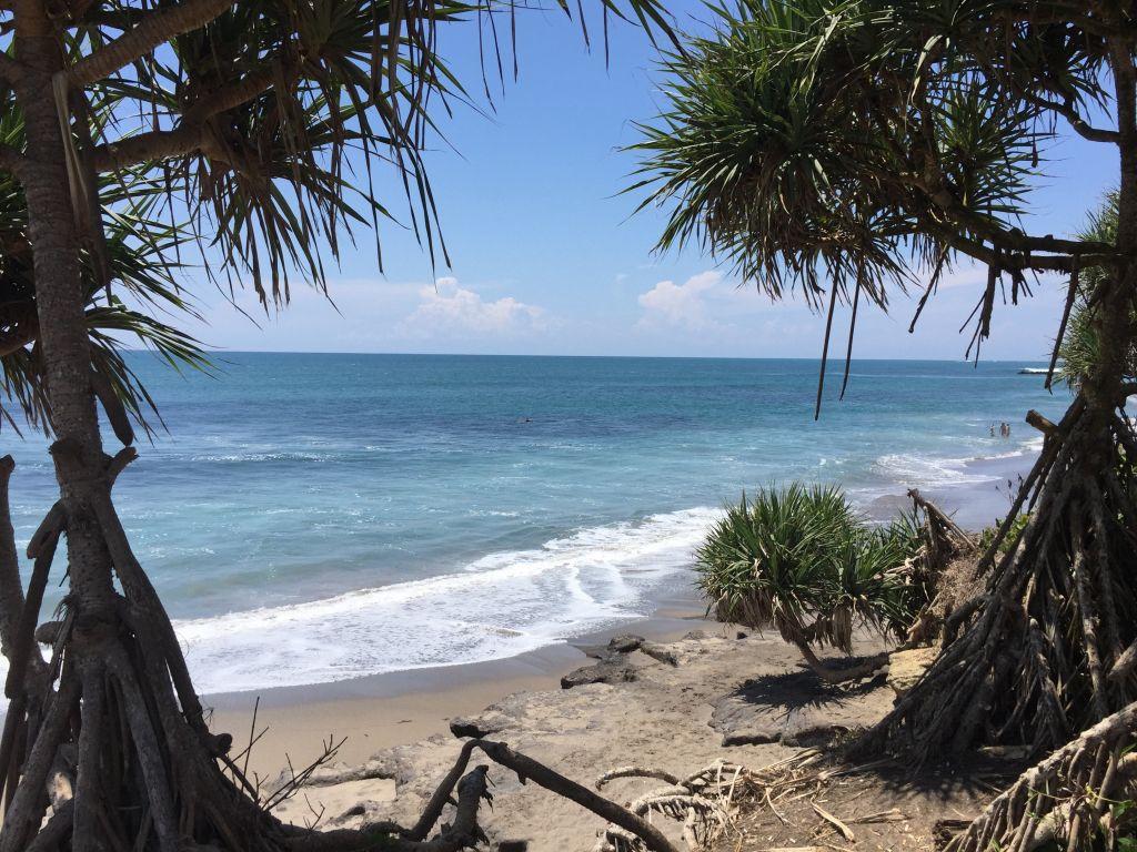 Bali, perfekt zum Surfen