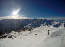 Der größte Material-Test in den Alpen