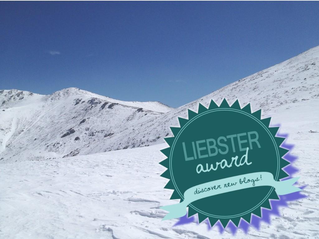Liebster Award – Teil zwei