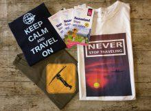 Geschenkideen für Backpacker, Work and Traveller und Reisefans