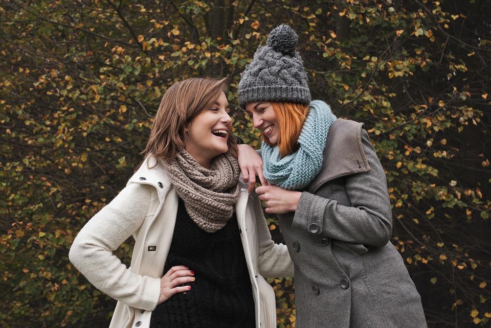 Auf Reisen Freunde finden