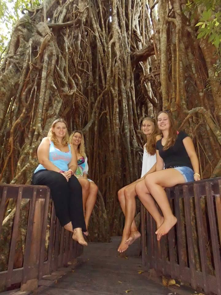 Neue Freunde bei Work and Travel in Australien