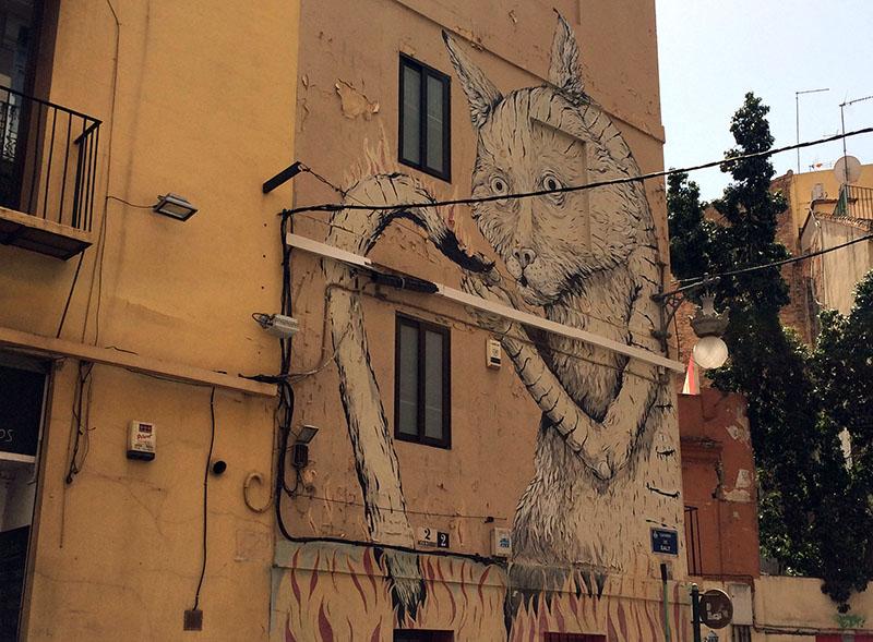 Meine Eindrücke aus Valencia Streetart und mehr