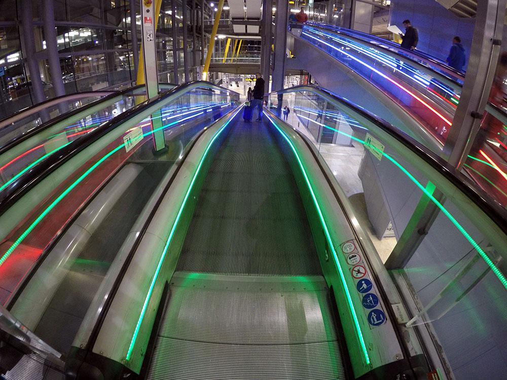 Terminal 4 Flughafen Madrid Barajas