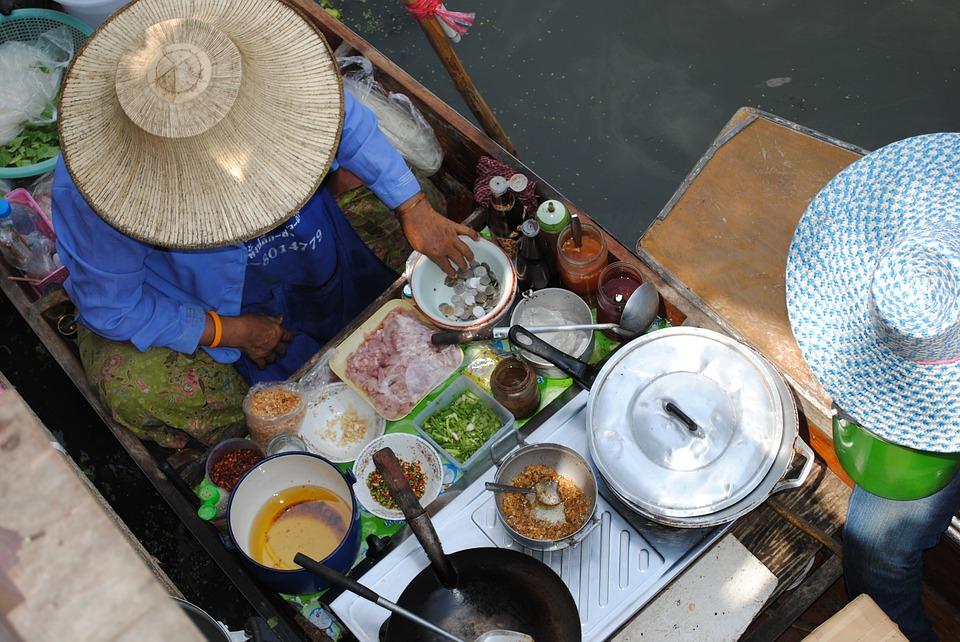 Streetfood in Thailand