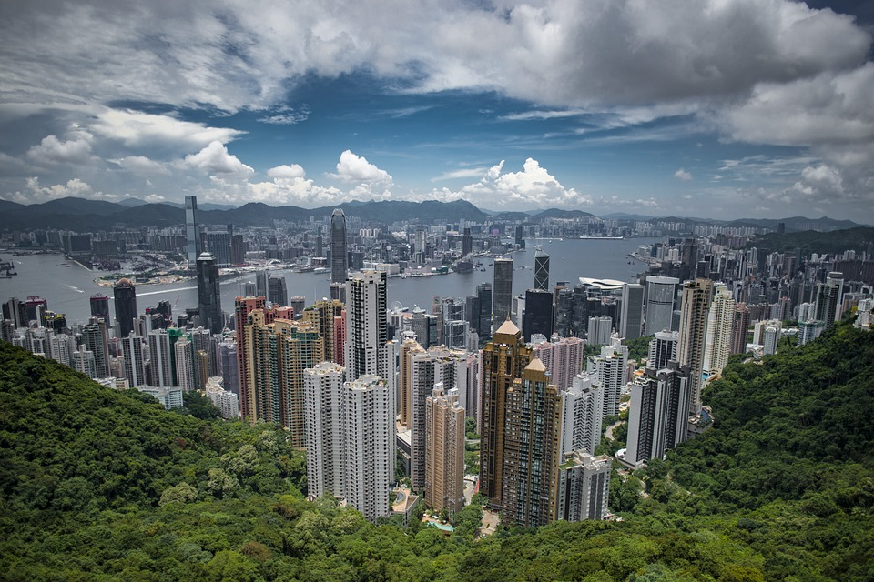 Work and Travel in Hongkong