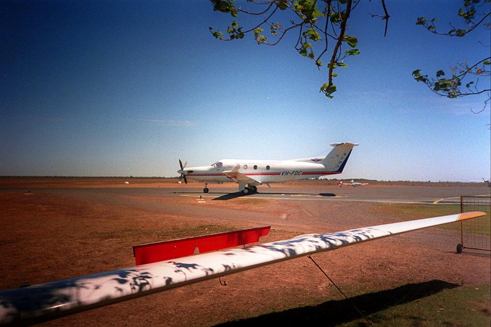 Royal Flying Doctor Service in Burketown