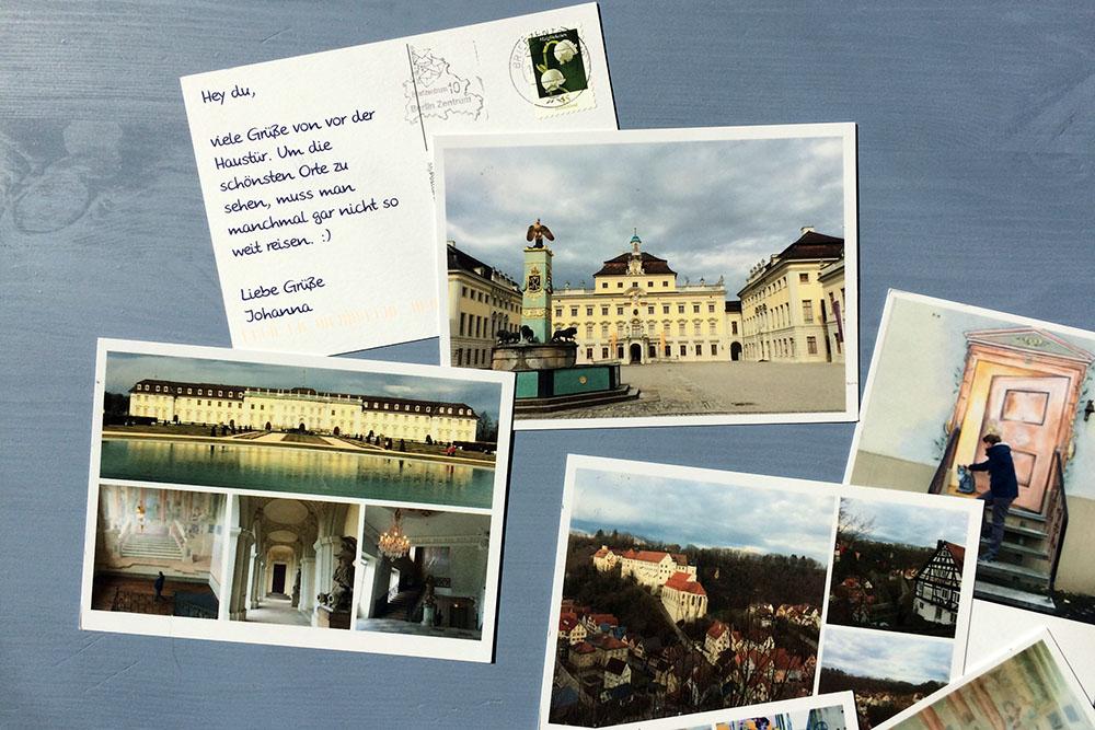 MyPostcard Postkarten