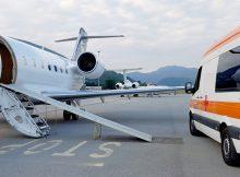 Krankenrücktransport aus dem Ausland selbst organisieren