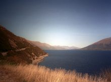 Fahrradfahren in Neuseeland - Südinsel