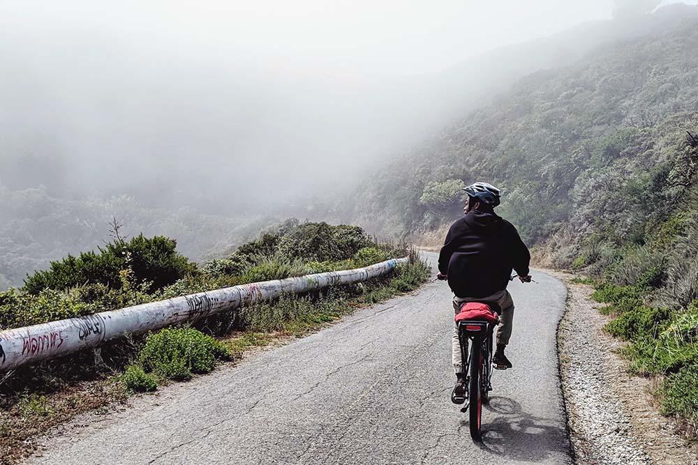 Eine Versicherung für Fahrradfahren im Urlaub