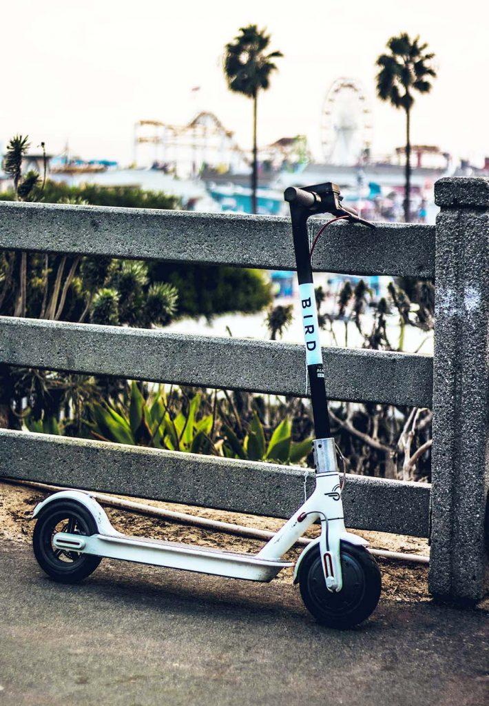 E-Scooter in den USA
