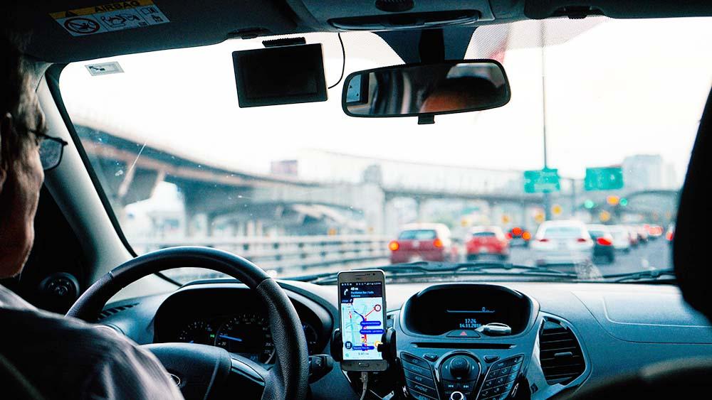 Mit Uber in den USA reisen