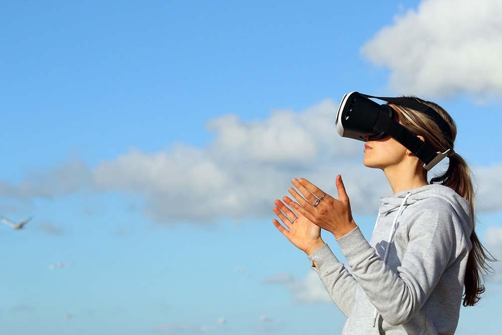 Dank virtueller Realität die Welt bereisen